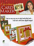 Christmas Card Maker [With DVD ROM] (Dover Pictorial Archives) Cover