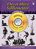 Decorative Silhouettes With Cdrom
