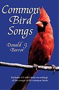 Common Bird Songs with CD (Audio)