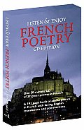 Listen & Enjoy French Poetry (CD Edition) with Postcard Cover