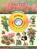 Crafter's Cornucopia CD-ROM and Book Cover