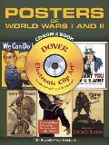 Posters of World Wars I & II CD ROM & Book
