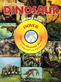 Dinosaur with CDROM Cover