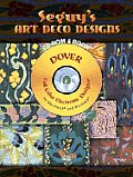 Seguy's Art Deco Designs [With CDROM]
