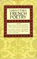 Listen & Enjoy French Poetry With Illustrated Dual Language Book