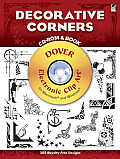 Decorative Corners CD-ROM and Book [With CDROM]