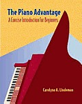 Thomson Advantage Books: The Piano Advantage: Concise Introduction for Beginners (with CD-ROM)
