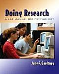 Doing Research: A Lab Manual for Psychology