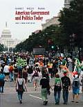American Government and Politics Today, 2007-2008 Edition (13TH 07 - Old Edition)