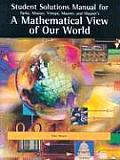Student Solutions Manual for Parks/Musser/Trimpe/Maurer/Maurer's a Mathematical View of Our World Cover