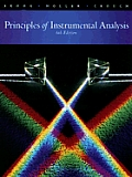 Principles of Instrumental Analysis (6TH 07 Edition) Cover