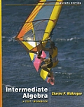 Intermediate Algebra : Text / Workbook -with CD (7TH 07 - Old Edition)