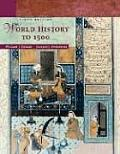 World History, To 1500 (5TH 07 - Old Edition)