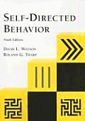 Self Directed Behavior Self Modification for Personal Adjustment 9th edition