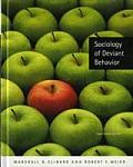 Sociology of Deviant Behavior-text Only (13TH 08 - Old Edition)