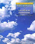 Student Manual for Corey's Theory and Practice of Counseling and Psychotherapy Cover