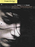 Abnormal Psychology An Integrative Approach With CDROM