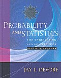 Probability and Statistics for Engineering and the Sciences, Enhanced Review Edition (7TH 09 - Old Edition)