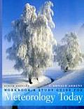 Workbook with Study Guide for Ahrens' Meteorology Today, 9th