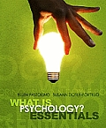 What Is Psychology? Essentials (10 - Old Edition)