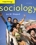 Cengage Advantage Books: Sociology Cover