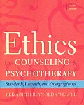 Ethics in Counseling & Psychotherapy Standards Research & Emerging Issues