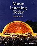 Music Listening Today Music Listening Today