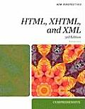Html, XHTML, and XML - Comprehensive (3RD 10 - Old Edition)