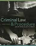 Criminal Law and Procedure (7TH 11 - Old Edition) Cover