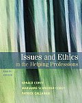 Issues and Ethics in the Helping Professions Cover