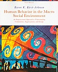 Human Behavior in the Macro Social Environment (3RD 11 - Old Edition)