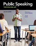 Public Speaking The Evolving Art 2nd Edition