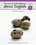 The Least You Should Know about English, Form A: Writing Skills