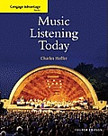Music Listening Today [With CD (Audio)] (Cengage Advantage Books)