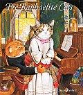 Pre Raphaelite Cats