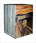Edvard Munch Complete Paintings 4 Volumes