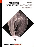 A Concise History of Modern Sculpture (World of Art) Cover