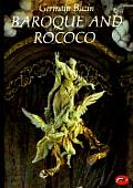 Baroque and Rococo (World of Art) Cover