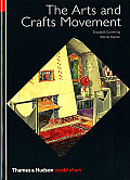 The Arts and Crafts Movement (World of Art) Cover