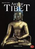 Art of Tibet (World of Art) Cover