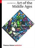 Art of the Middle Ages (World of Art) Cover