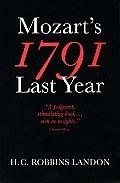 1791 Mozarts Last Year