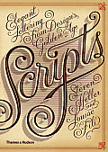 Scripts Elegant Lettering from Designs Golden Age