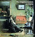 The Impressionists at Home Cover