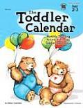 Toddler Calendar Ages 2 3