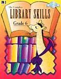 Complete Library Skills Grade 6