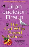 The Cat Who Played Brahms Cover