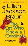 Cat Who Knew A Cardinal