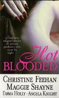 Hot Blooded Cover