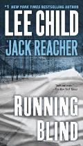 Running Blind (Jack Reacher Novels) Cover